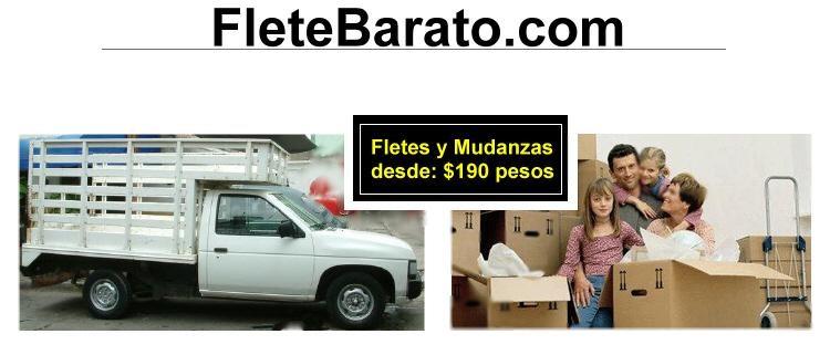 Fletes y mudanzas desde 190 pesos - Mudanzas en guadalajara ...